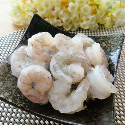白蝦仁(100g;25%冰)