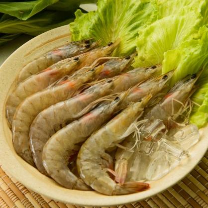 生白蝦(250g)