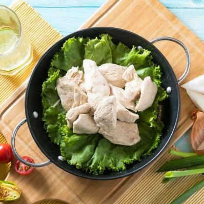 玫瑰鹽舒肥雞胸肉(每份熟肉120g)
