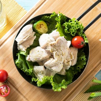 椒鹽舒肥雞胸肉(每份熟肉120g)