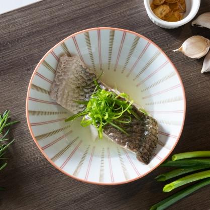 清蒸黃金鱸魚排1份