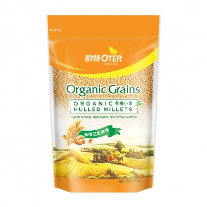 Organic Hulled Millets