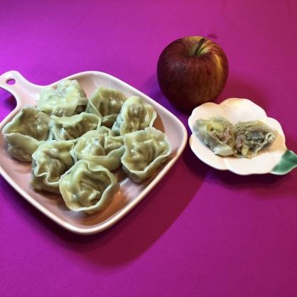 蘋果豬肉水餃(25粒)