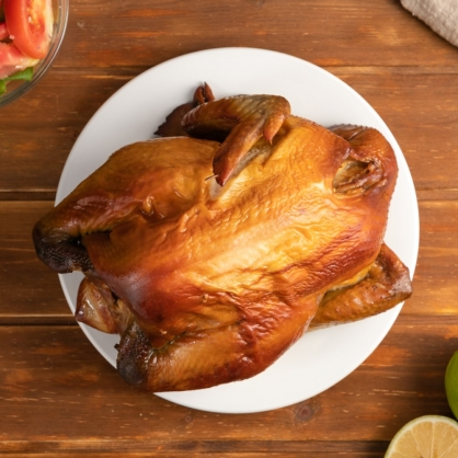 古德雞甘蔗燻雞