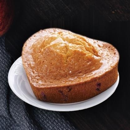 覆盆子磅蛋糕(6.5吋)(蛋奶素)