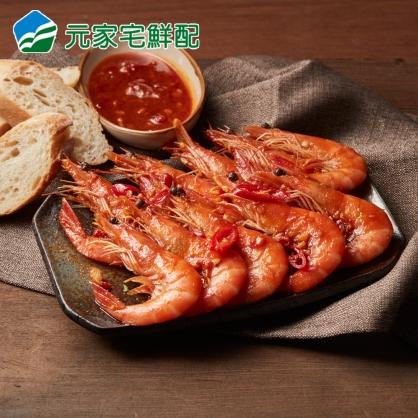 獅城辣椒蝦(330g/盒)