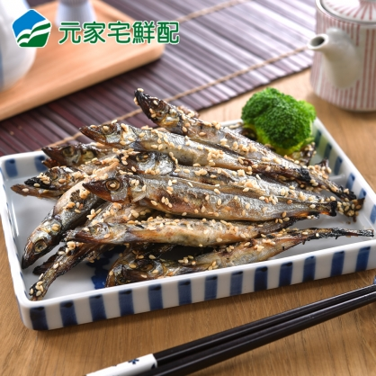 日式味醂柳葉母魚(約30尾)(300g/盒)