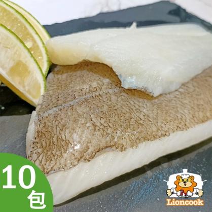 凍劍齒鰈魚片x10