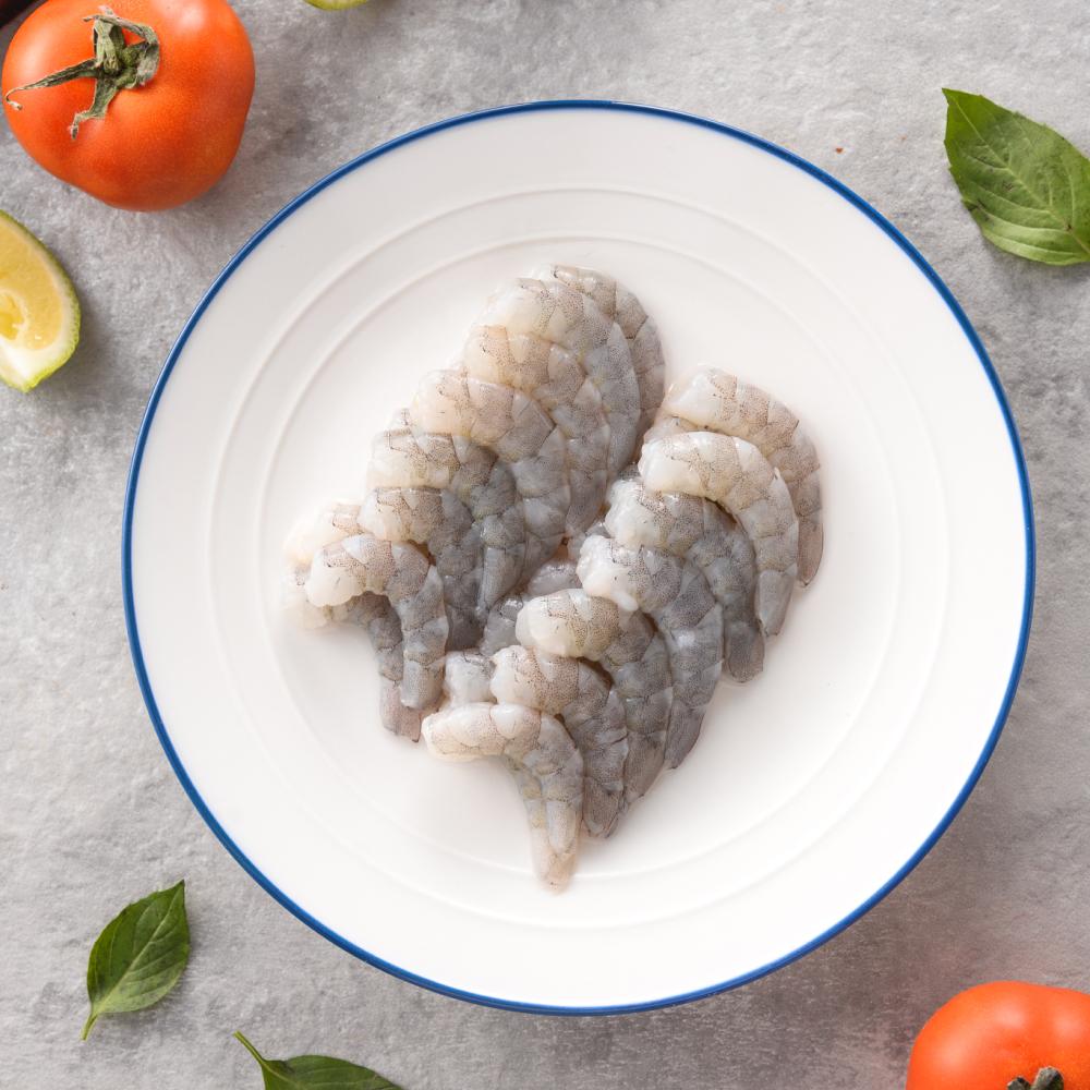 Fun心鮮蝦-生態養殖無澎發白蝦仁150±5%