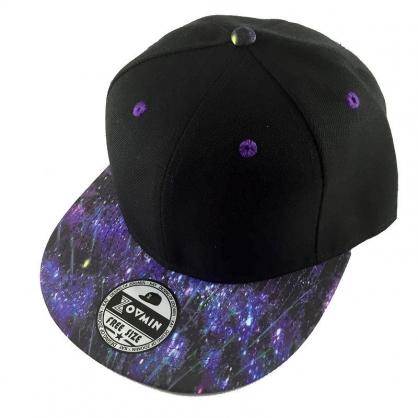 立體繡訂製-星空嘻哈帽