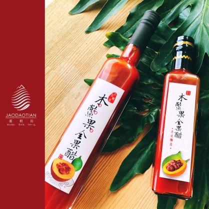 木鱉果全果醋 380ml