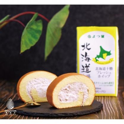 極品生乳製作 芋泥生乳捲箱-12入優惠組