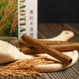 棗稻米蛋捲 阿薩姆茶香