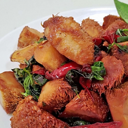 极品猴菇疏肉块
