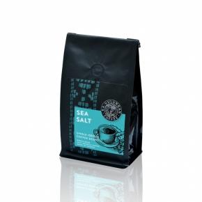 海鹽咖啡豆