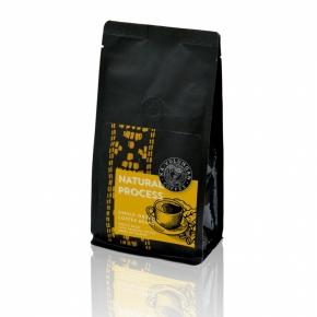 陽光日曬咖啡豆