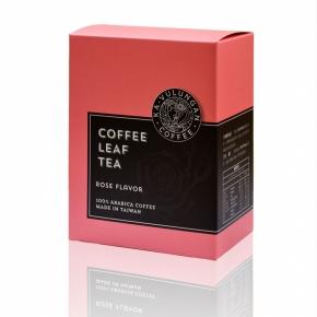 咖啡葉茶(玫瑰風味)