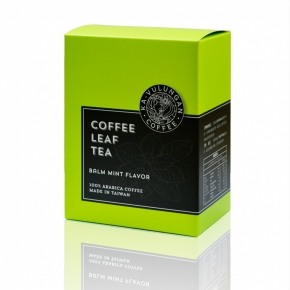 咖啡葉茶(薄荷風味)