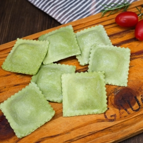 Spinach ravioli (12pcs)