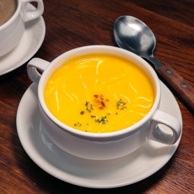 Pumpkin cream soup 250cc