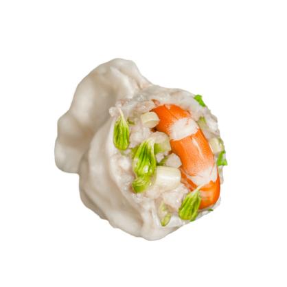 韭菜花蝦仁水餃