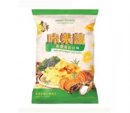 咔樂藷-椒鹽海苔