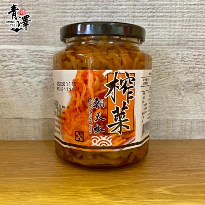 榨菜朝天椒