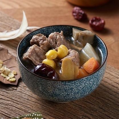 陳皮清燉羊肉湯