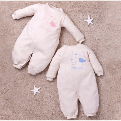 嬰兒兩用兔衣