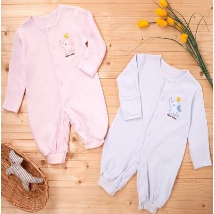 緹花嬰兒兩用兔衣