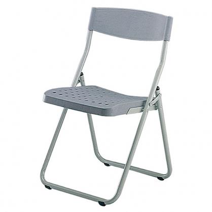 R1 塑鋼 會議椅 鐵板椅 /張 L-1031
