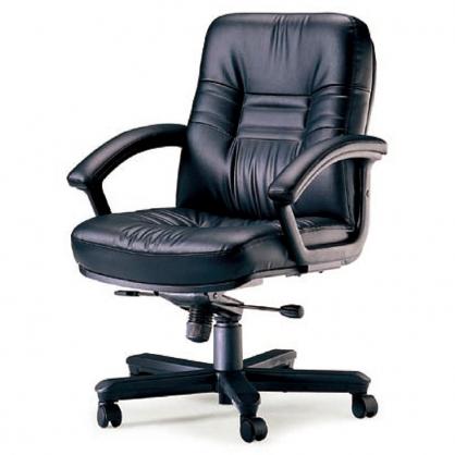 R1 高級辦公皮椅 辦公椅 透氣皮 /張 CPL-02-3