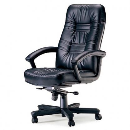 R1 高級辦公皮椅 辦公椅 半牛皮 /張 CPL-01-2