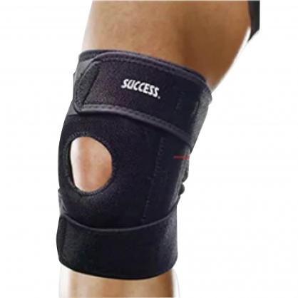 成功 遠紅外線可調式支撐型護膝 S5129/個
