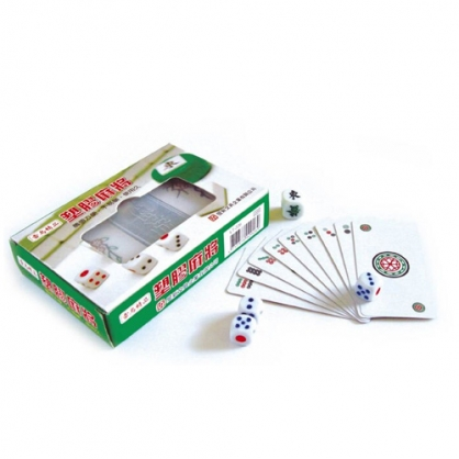 雷鳥 塑膠麻將 / 盒 LT-226