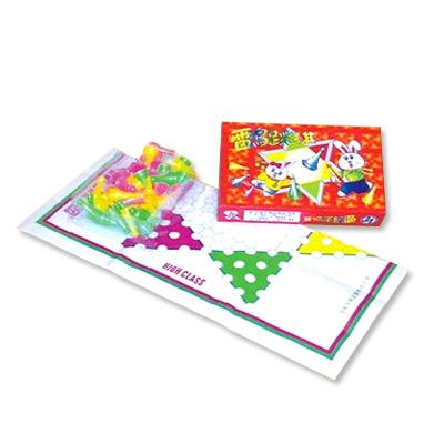 雷鳥 飛馬跳棋(大) / 盒 LT-207