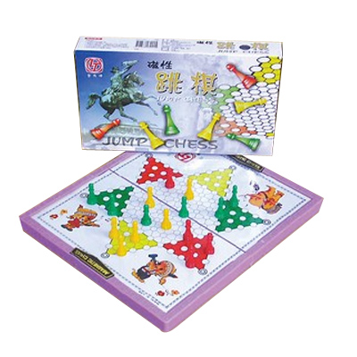 雷鳥 磁性跳棋 / 盒 LT-3011