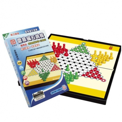 雷鳥 磁石跳棋 / 盒 LT-315