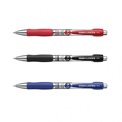 雄獅 自動中性筆 0.5mm 12支入 / 盒 GL-530
