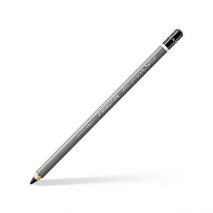 德國 STAEDTER 施德樓 頂級 炭精鉛筆 12支/盒 MS100 C