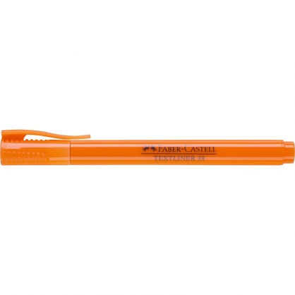 FABER-CASTELL 輝柏 超感度螢光筆-橘色 10入/盒 157715