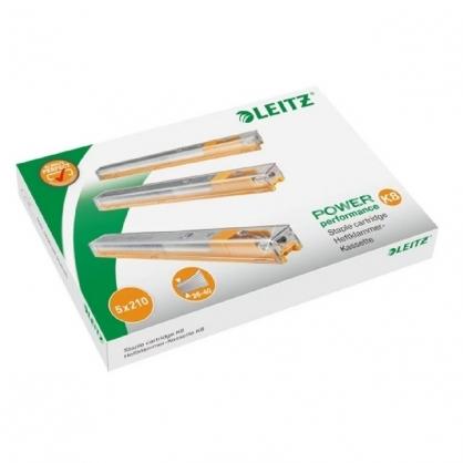 德國 LEITZ 釘書機專用K8 訂書針 5卡/盒 LZ5592
