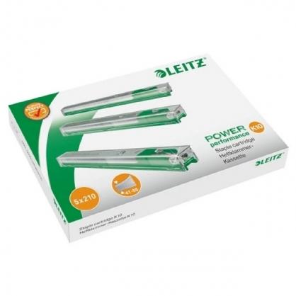 德國 LEITZ 釘書機專用K10 訂書針 5卡/盒 LZ5593