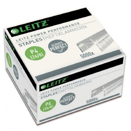 德國 LEITZ 訂書針 (P4-26/8) /盒 LZ5559