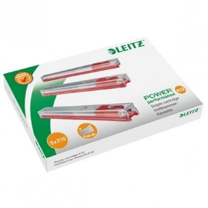 德國 LEITZ 釘書機專用K12 訂書針 5卡/盒 LZ5594