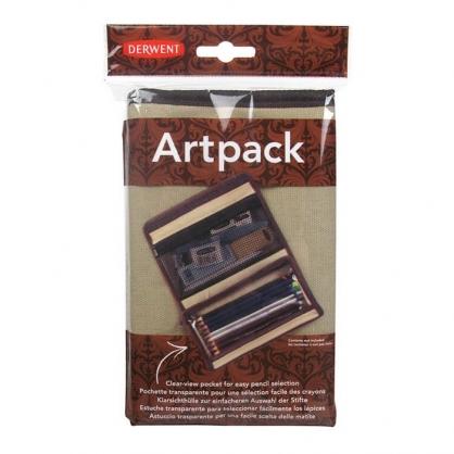 英國 DERWENT ACC 筆袋 /個 (不含色鉛及其它內容物) DW2300575