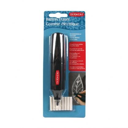 英國 DERWENT 攜帶型 電動橡皮擦機 /台 DW2301931