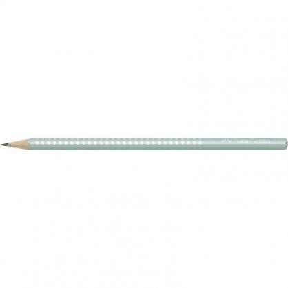 FABER-CASTELL 輝柏 三角點鑽石墨鉛筆-珍珠薄荷 12入/ 盒 118203