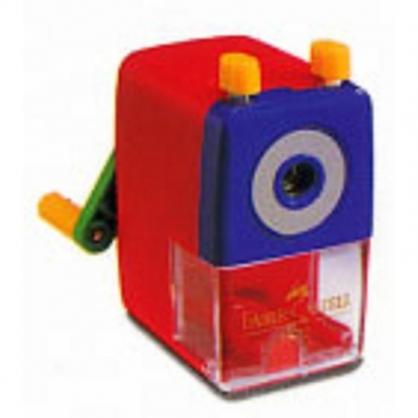 FABER-CASTELL 輝柏 削筆機(口徑8-11MM)大小通用/台 1828