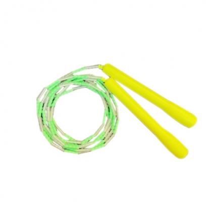三鈴SUNDIA 跳繩系列 節拍單綠 2.7公尺 / 組 TP Rope 1P.G